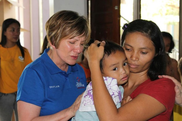 Chaplains Minister in Philippines Where Suffering Remains After Typhoon