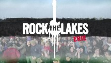 Who's on stage at Rock the Lakes Erie?