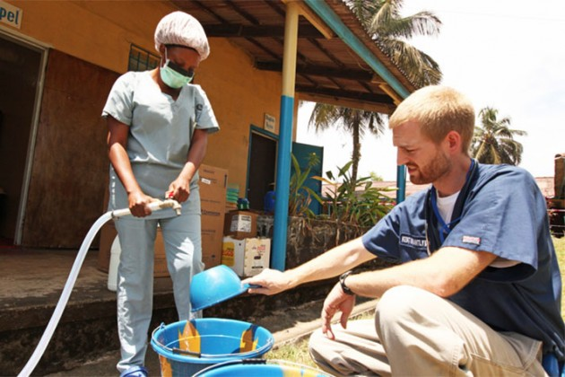 Doctor, Missionary Battling to Survive Ebola