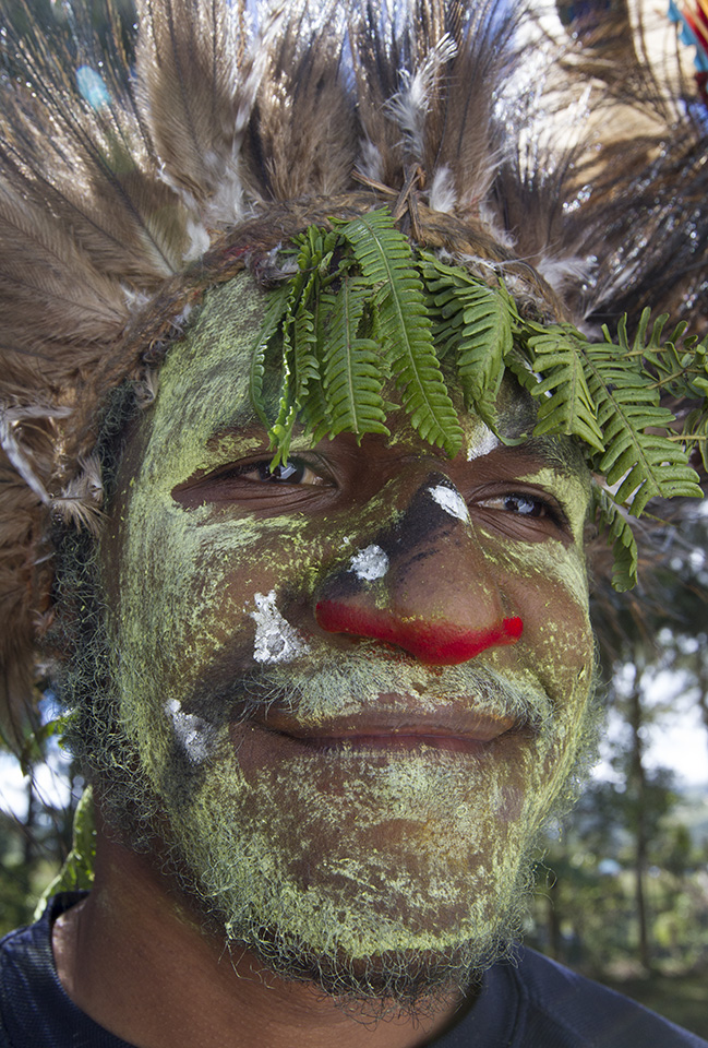 traditional face paint