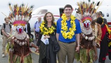 Will Graham Celebration Spreads the Good News in Papua New Guinea