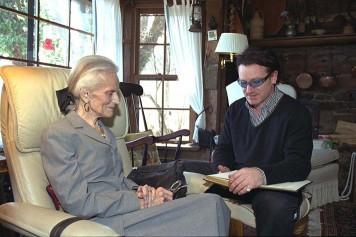 Ruth Bell Graham and Bono