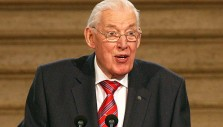 Franklin Graham Statement on Death of Ian Paisley