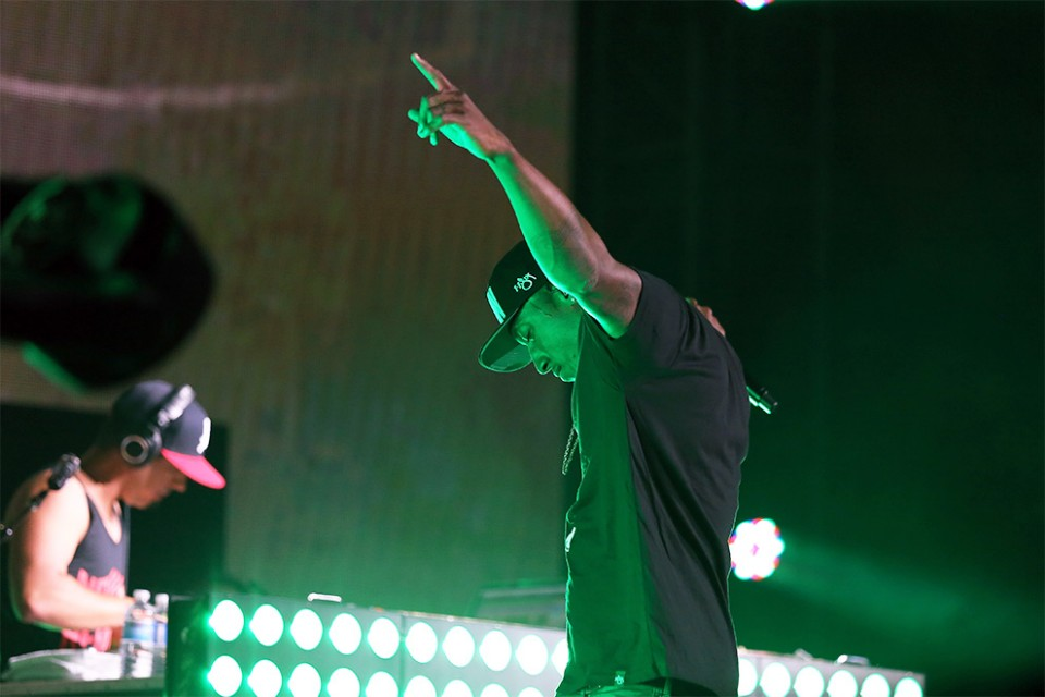 Lecrae, with his talented mix of song and truth, connected with the youth in a powerful way, reminding them what it means to be a follower of Christ and how it changed his life forever.