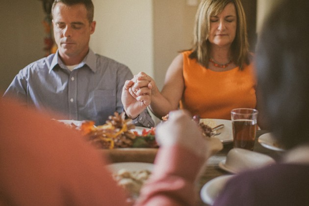 Billy Graham's My Answer: Dreading Thanksgiving?