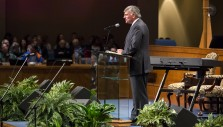 Photos: Franklin Graham at Jacksonville Pastors' Conference