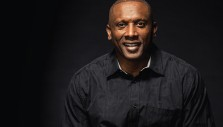 The Making of a Man: NFL's Tim Brown to Visit Library for Book Signing