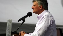 From the Desk of Franklin Graham: A Mission of Compassion in Ferguson