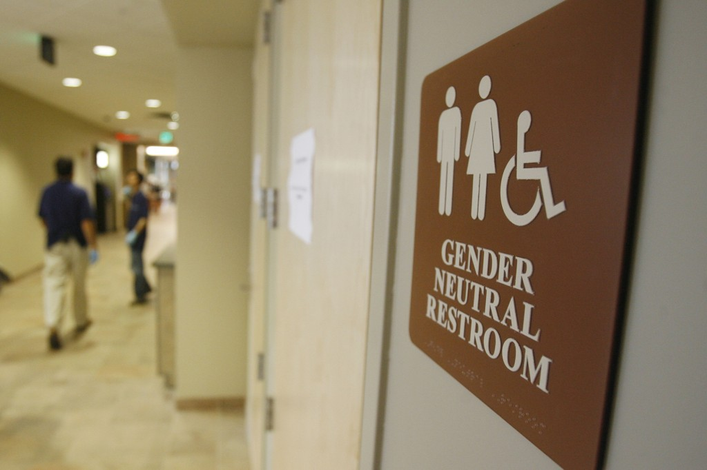 A proposal to allow biological males to use women's restrooms in Charlotte, N.C., was voted down on Monday night.