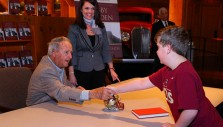 Bobby Bowden on Billy Graham Library Visit: 'The Highlight of My Year'