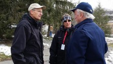 Photos: Billy Graham Rapid Response Team in Tennessee After Ice Storm