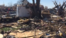Chaplains Ministering in Oklahoma After Early-Season Tornado