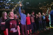 Powerful Worship, Emotional Responses Wrap Up Will Graham Event
