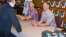 Meet David and Jason Benham at the Billy Graham Library Today