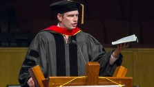 Will Graham to Trinity College Class of 2015: Time is Precious