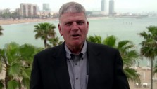 Franklin Graham: Pray for Barcelona's Festival of Hope