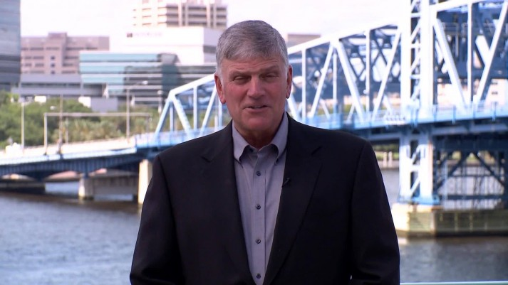 Franklin Graham in the River City