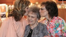 Mothers & Daughters Share Memories, Tell Stories at Billy Graham Library