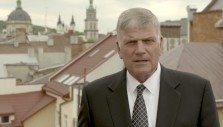 Franklin Graham: 'We're Here in the Ukraine to Preach the Gospel, and We Need Your Prayers'