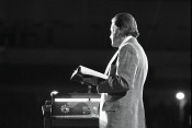Billy Graham's Challenge for a Floundering Church