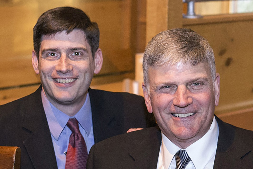 Will and Franklin Graham