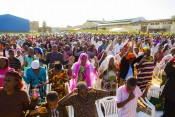 Will Graham Preaches the Gospel to Thousands in Tanzania