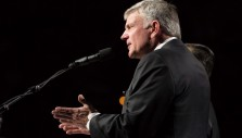 Franklin Graham: There's a Difference Between Being Friendly and Being a Public Advocate