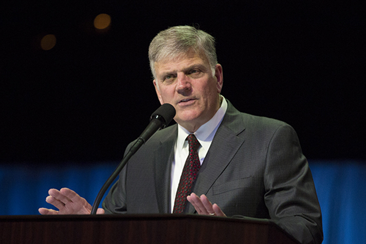 Hokkaido Festival of Hope with Franklin Graham May 2014