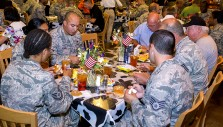 Serving Those Who Serve: Billy Graham Library Hosts Military Luncheon
