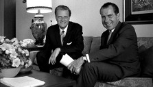 Graham Family Trivia: Which U.S. President Owed Billy Graham $5?