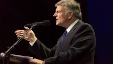 Franklin Graham: 'This Is a Defining Moment for Our Nation'
