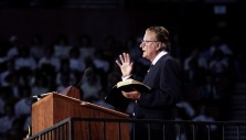 From 1956 to Now: A Look at Billy Graham's Ministry in Oklahoma City
