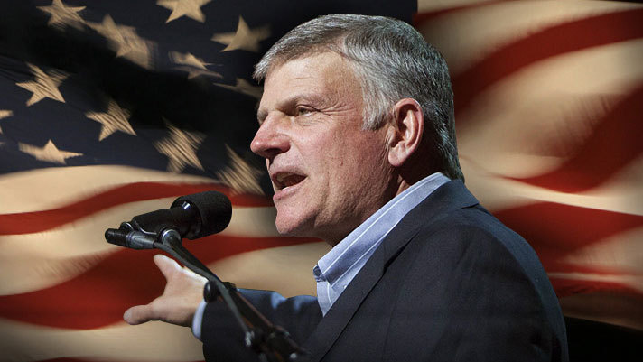 Franklin Graham Announces Decision America Tour