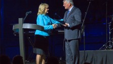 Oklahoma Governor at Festival: 'We All Need God'
