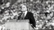 A Look Back at Billy Graham in Birmingham