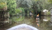 Crisis-Trained Chaplains Ministering in Flooded Tampa Bay Region