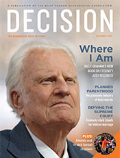 Decision Magazine October 2015