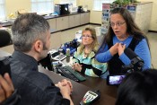 Kentucky Clerk on Biblical Marriage Stand: 'I Have Weighed the Cost'