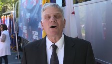 Franklin Graham Thanks 'Bikers with Boxes' Participants