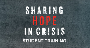 Sharing Hope in Crisis Online Course for Students