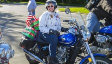 Eighth Annual Bikers with Boxes at the Billy Graham Library