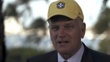 Franklin Graham to Share Jesus in Fortaleza, Brazil