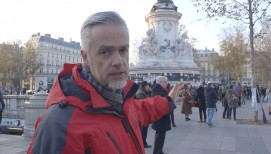 Crisis-Trained Billy Graham Chaplains Bring 'Ministry of Presence' to Paris