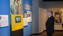NC 'Favorite Son' Exhibit Showcases Life and Ministry of Billy Graham
