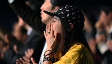 'A Holy Moment': When People Came Running in Japan