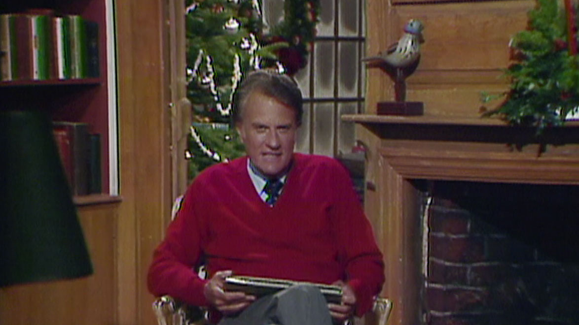 billy graham classics christmas 1977 - Father Knows Best Home For Christmas 1977