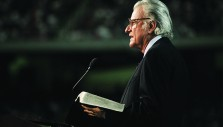 A Message From Billy Graham: Total Surrender