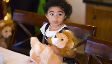 Children Share the Joy of Christmas at Teddy Bear Tea