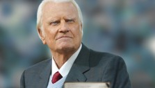 Billy Graham Named on 'Most Admired' List for Six Decades