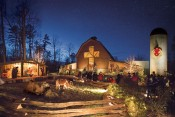 Christmas at the Billy Graham Library Starts Today